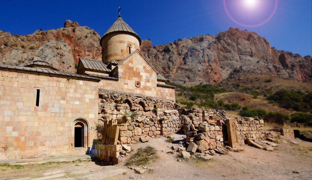 ARMENIA E GEORGIA. IL CAUCASO DI GRUPPO 2020