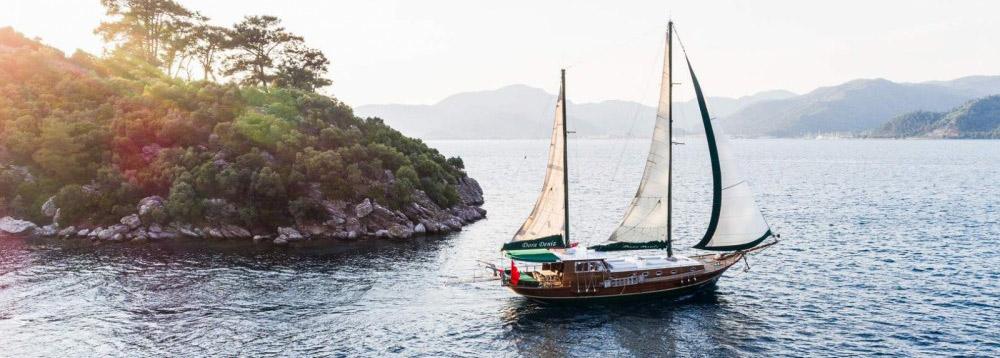 Viaggio in Turchia: Il Caicco, Crociere Relax In Turchia (con Volo Incluso)