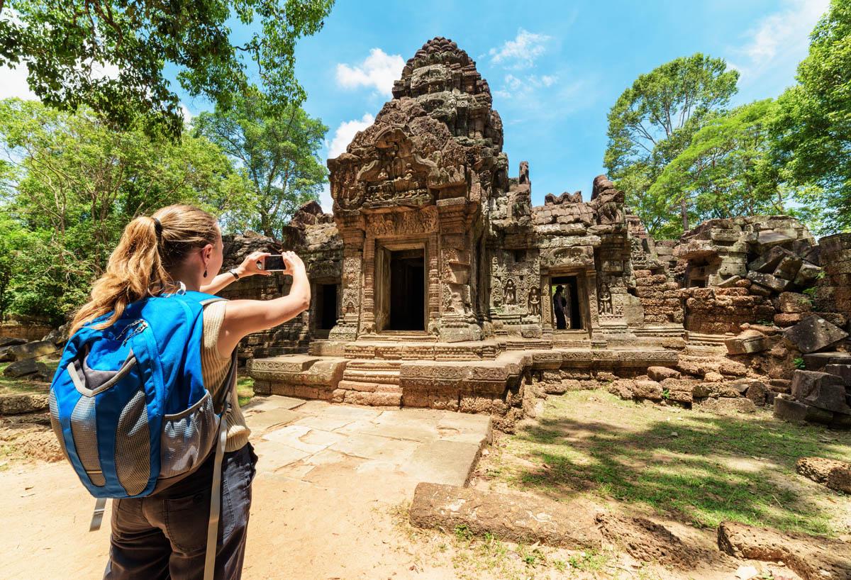 Viaggio in Indocina:  Vietnam E Cambogia: Tour Senza Supplemento Singola