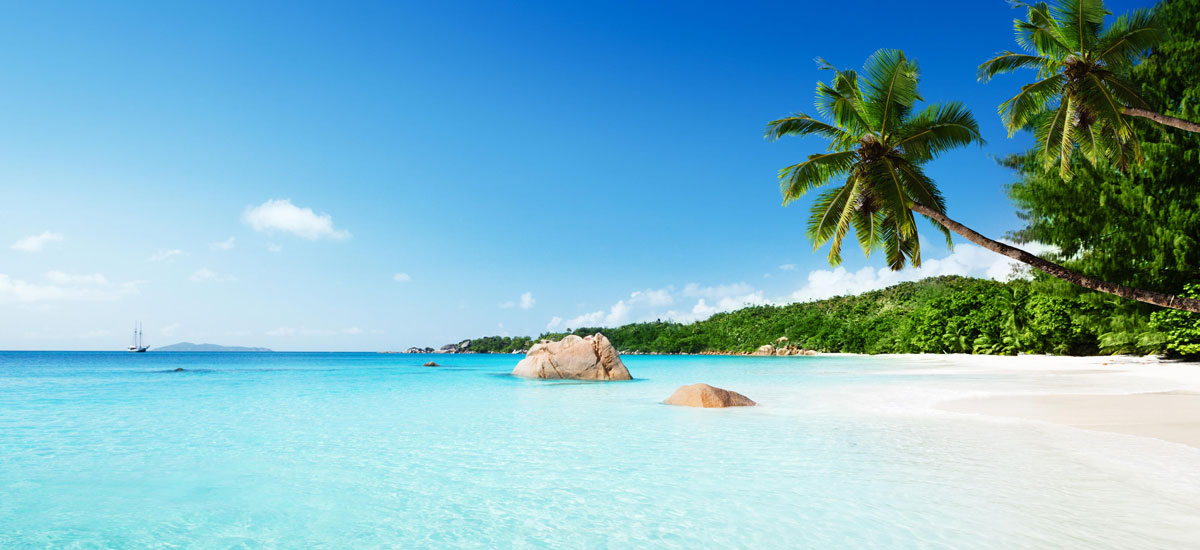 SEYCHELLES, PARADISE ON EARTH!