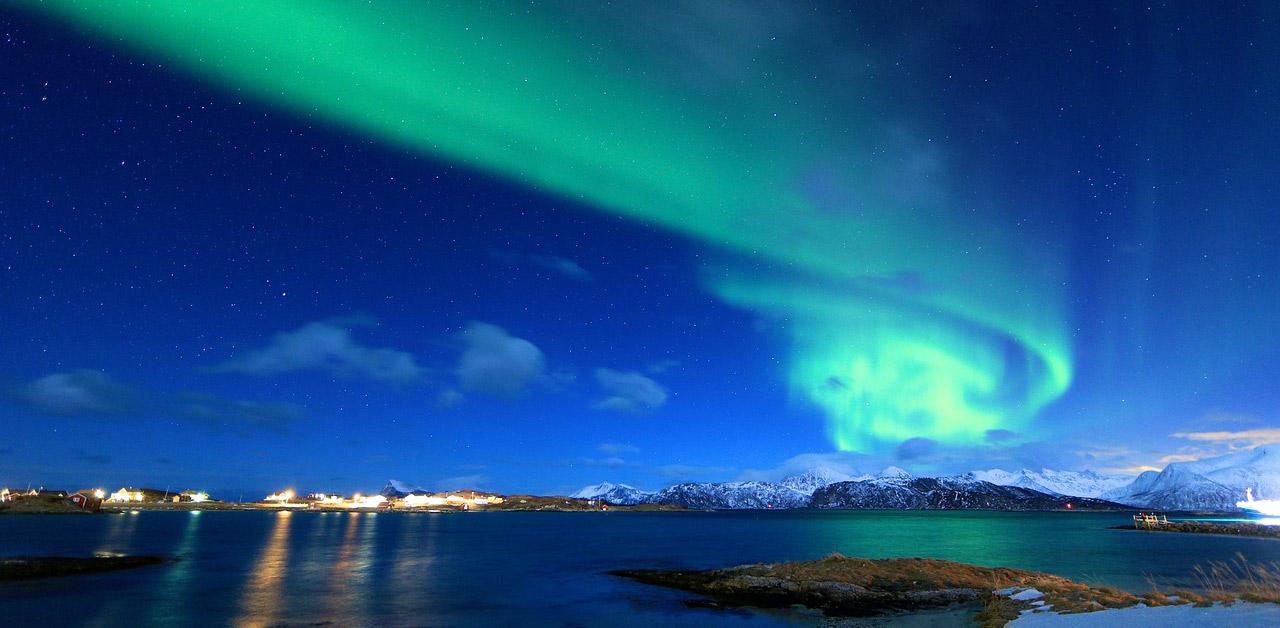 Viaggio in Scandinavia: Svezia, La Lapponia In Inverno (aurora Boreale E Ice Hotel)