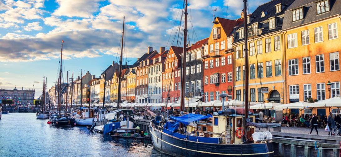 Viaggio in Scandinavia: Estate 2021: Città E Capitali Della Scandinavia