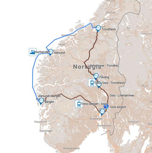 NORVEGIA : SCANDINAVIA ECO FRIENDLY