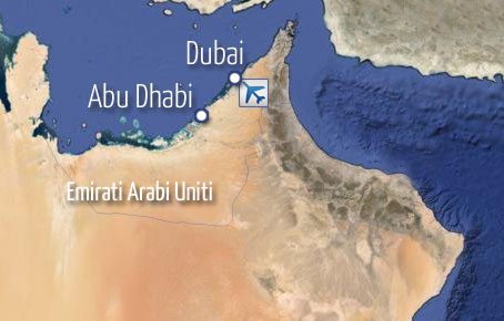 DUBAI, TOUR MIN 2 ADESIONI