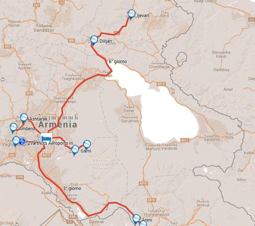 ARMENIA, VIAGGI CON GUIDA PRIVATA E SERVIZI IN ESCLUSIVA