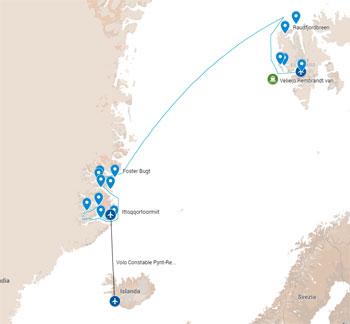CROCIERE 2019, NORVEGIA, ISLANDA, SVALBARD E GROENLANDIA