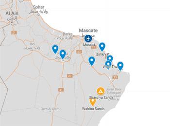 OMAN TOUR DI GRUPPO  (CON MUSANDAM, MARE E DUBAI)