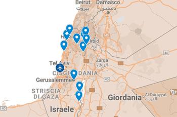 ISRAELE TOUR ED ESPERIENZE 2016-17