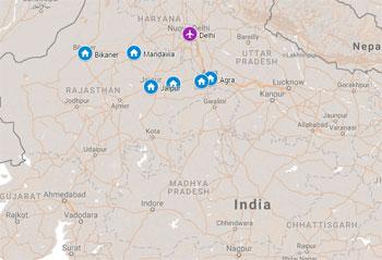 INDIA, TOUR DI GRUPPO SPECIALI 2017/2018