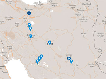 IRAN TOUR DI GRUPPO 2017
