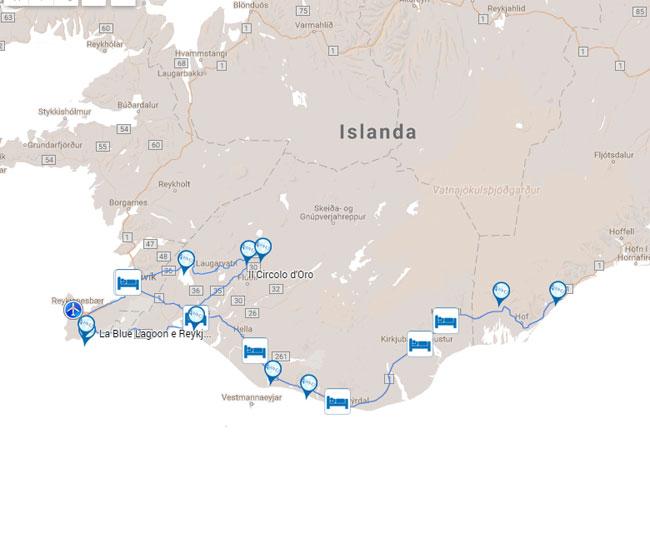 ISLANDA 6-10 DICEMBRE 2017 AURORA BOREALE (PONTE IMMACOLATA)