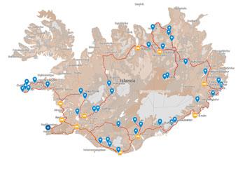 ISLANDA CON AUTO A NOLEGGIO, PARTENZE A DATA FISSA ESTATE 2018