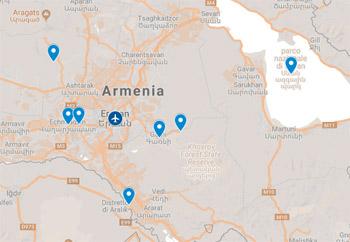 ARMENIA E GEORGIA. IL CAUCASO DI GRUPPO 2018